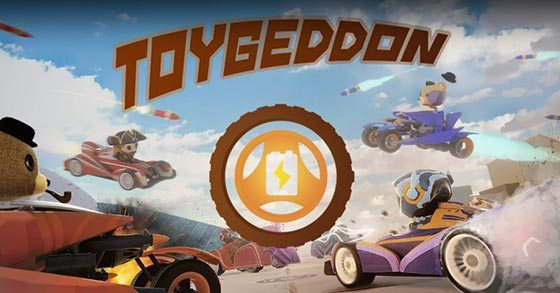 Toygeddon brings racing online battle arena to Steam Greenlight and GDC 2017
