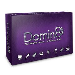 Domin8 Couples Sex Game - great for parties & hen/stag dos