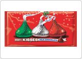 Immerse yourself in the creative world of HERSHEY'S KISSES Brand Chocolate products.
