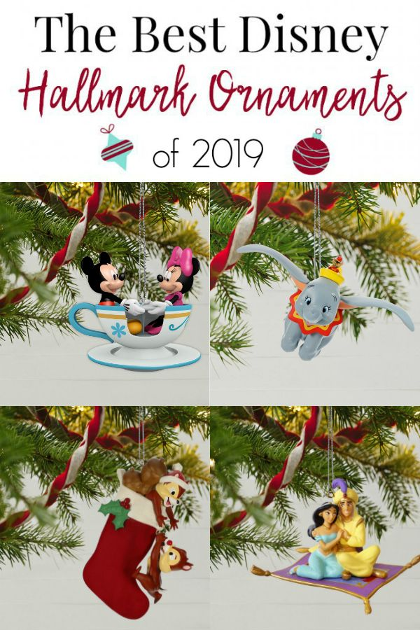 Hallmark Christmas Ornaments 2019.Hallmark Has Released A Preview Of The 2019 Ornaments And