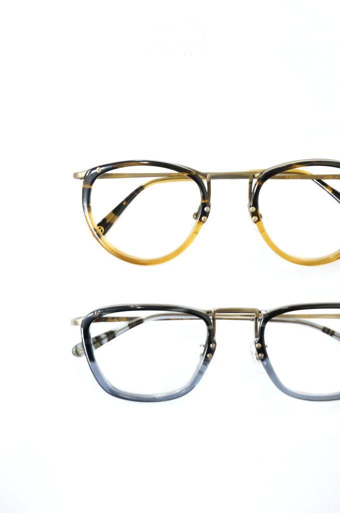 ChristianRoth | クリスチャンロス F06&F07 | cool combination | optician | ponmegane