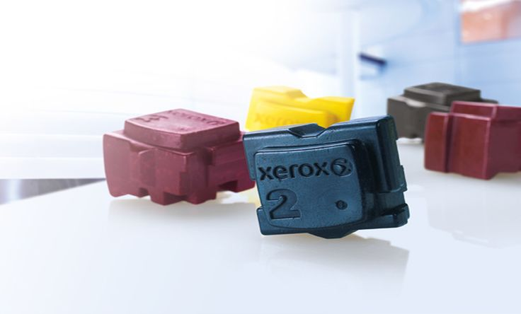 Only Xerox® can fulfill the promise of affordable color to every document, every day. This is possible with Xerox®'s patented Solid Ink technology. Built from the start for high-performance #‎office color #‎printing, the Solid Ink technology has a 20-plus-year track record of reliability. Spectacular color quality, more affordable than ever. That's #‎Xerox® Solid Ink. #‎Grafimedia #‎Health #‎Information #‎Technology  #‎Printers