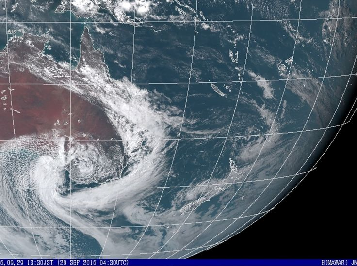 Parts of the country may be in for thunderstorms today, although wet weather will ease for some of the hardest-hit parts of the North Island. - New Zealand Herald