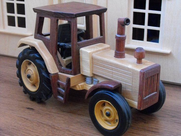Wooden Tractor Plans : Best images about woodworking on pinterest wood
