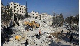 Setelah Aleppo, Serangan Udara Berlanjut ke Idlib