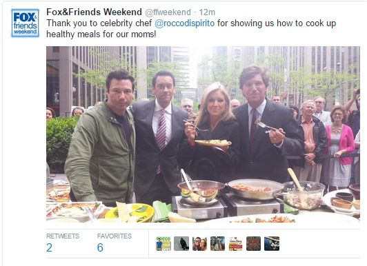 fox and friends weekend recipes