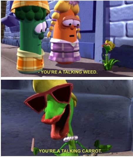 21 Signs You Were a True VeggieTales Kid