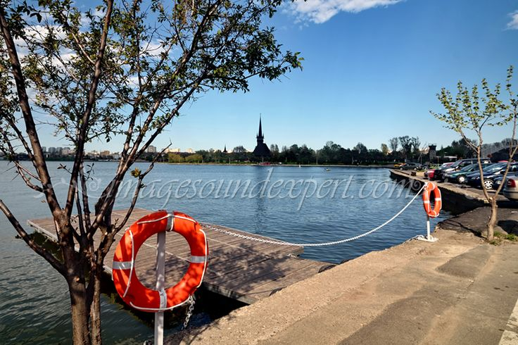lacul tabacarie si biserica sfantul mina