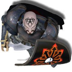 Chaos Fighter Token