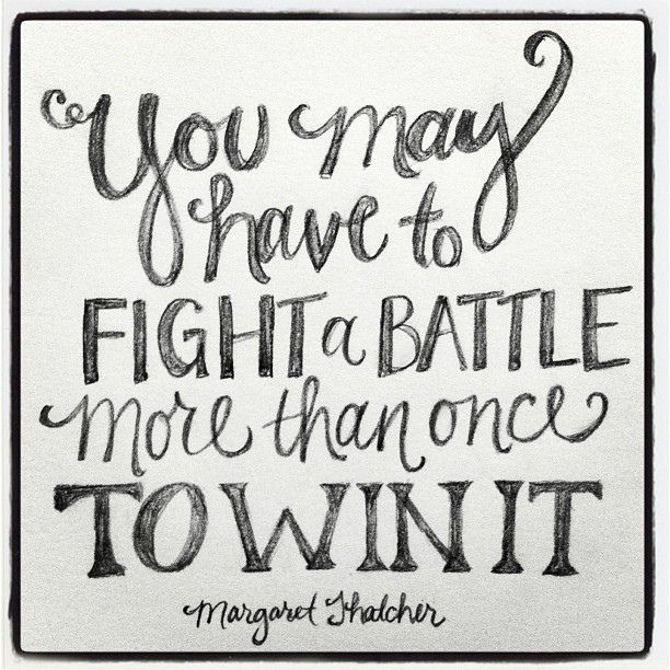 I understand fighting the battle more than once, but plz tell me its not more than twice.