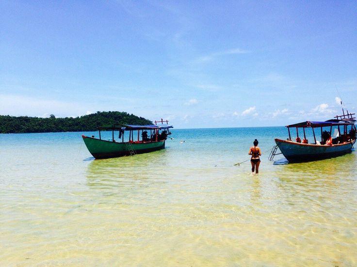 Otres Beach, Sihanoukville, Cambodia #sihanoukville #cambodia #guide