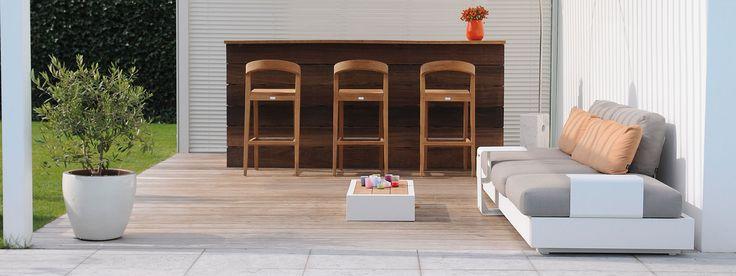 Wildspirit Play Contemporary Outdoor Bar Furniture | Encompass Designer Furniture Catalogue