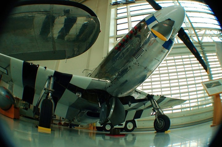 Evergreen Aviation Museum Passenger jet