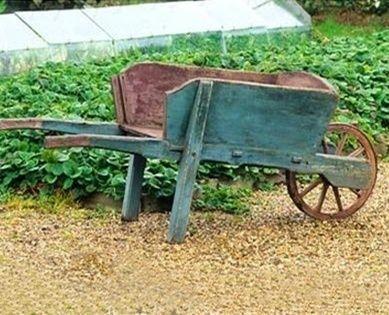 Pinterest Gardening With Pots | Antique Wheelbarrow | GARDEN ~ Pots U0026 Tools