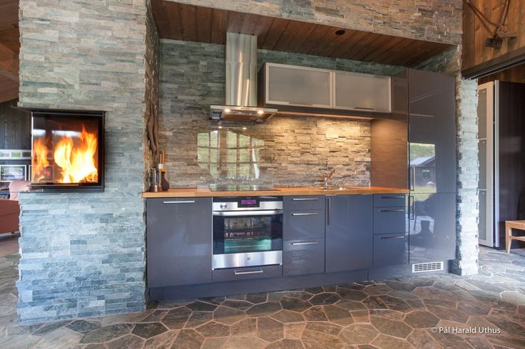 Glassplate over ovnen -