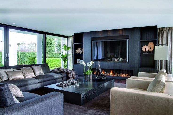 Choc Studio - Villa regio Amsterdam - Hoog ■ Exclusieve woon- en tuin inspiratie.