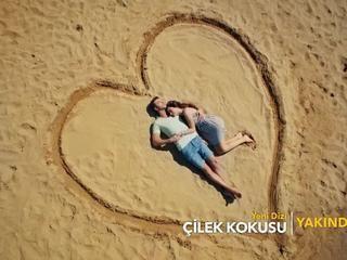 Çilek Kokusu yeni dizi tanıtımı - Videonuyukle.com
