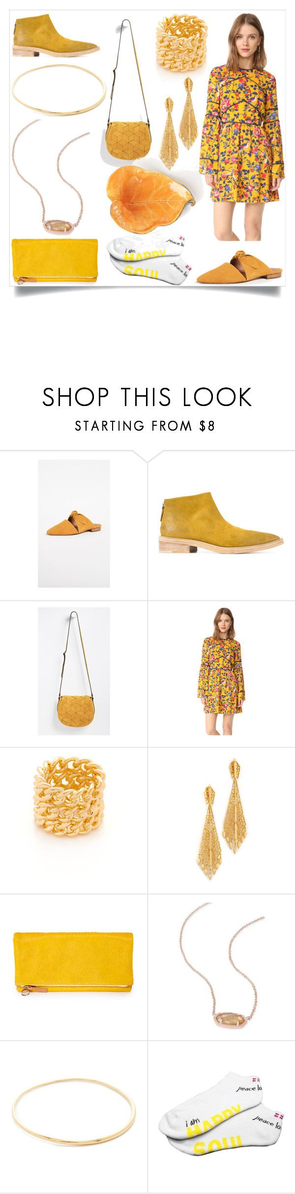 """""""Remember me"""" by emmamegan-5678 ❤ liked on Polyvore featuring Jeffrey Campbell, Marsèll, Welden, Tanya Taylor, Amber Sceats, Ben-Amun, Clare V., Kendra Scott, Gabriela Artigas and Peace Love World"""