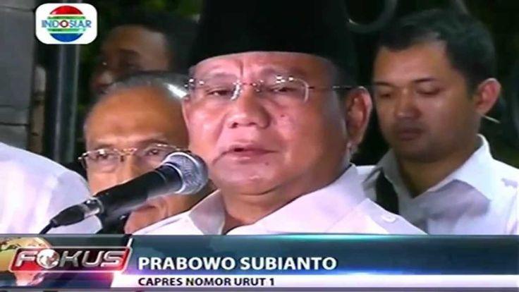 Prabowo Mengaku Menang, Relawan Jokowi Tetap Pesta