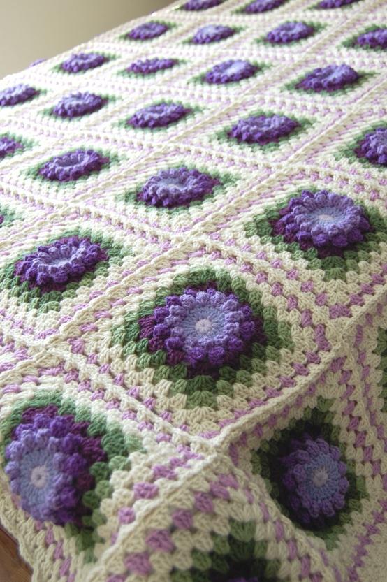 Crochet~ Afghan -