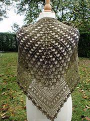 Ravelry: Armorique pattern by EclatDuSoleil