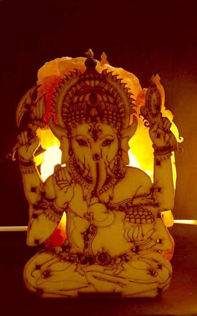 Lampara Ganesha Del Himalaya Ganesha Himalaya Lampara
