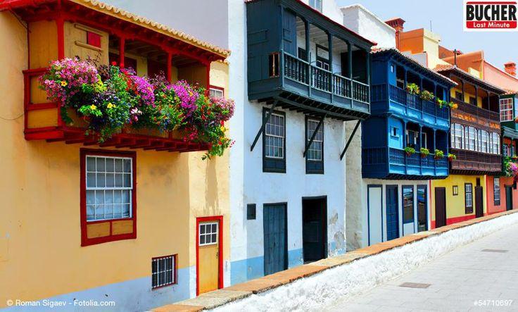 Die typischen Häuser auf Teneriffa! So schuckelig :-)) #bucherreisen #lastminute #teneriffa