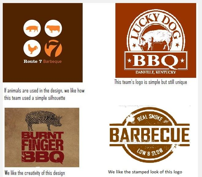 Best out bbq logo s images on pinterest logos