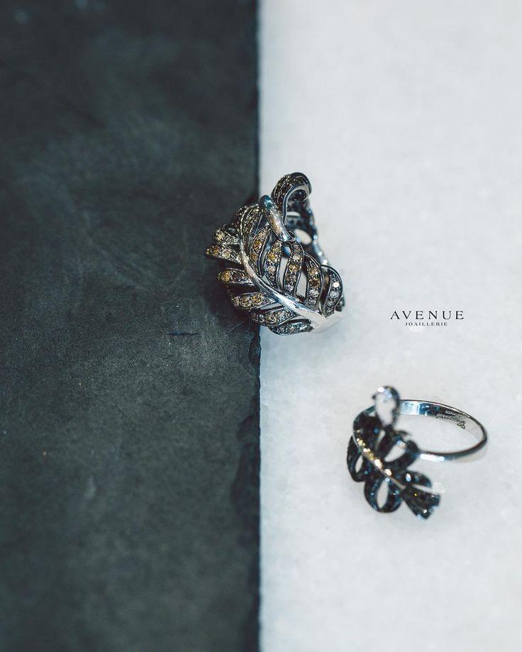 Это необычное кольцо в оправе из черного золота с коньячными и черными бриллиантами от #Giancarlogioielli - отличное решение для тех кто подыскивает оригинальное и редкое украшение! Кольцо идеально сочетается как с  повседневными нарядами так и с вечерними туалетами подчеркивает неповторимый стиль и элегантность своей хозяйки!  #jewellery #avenuevsco #ring #bracelet #pendant #necklace #earrings #beauty #vscogood #vscobaku #vscocam #vscobaku #vscoazerbaijan #instadaily #bakupeople #bakulife…