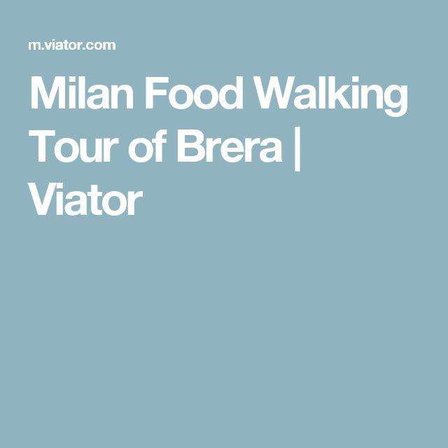 Milan Food Walking Tour of Brera | Viator