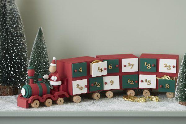 Ideas Hobbycraft Blog Christmas Eve Box Traditional Advent Calendar Hobbies And Crafts