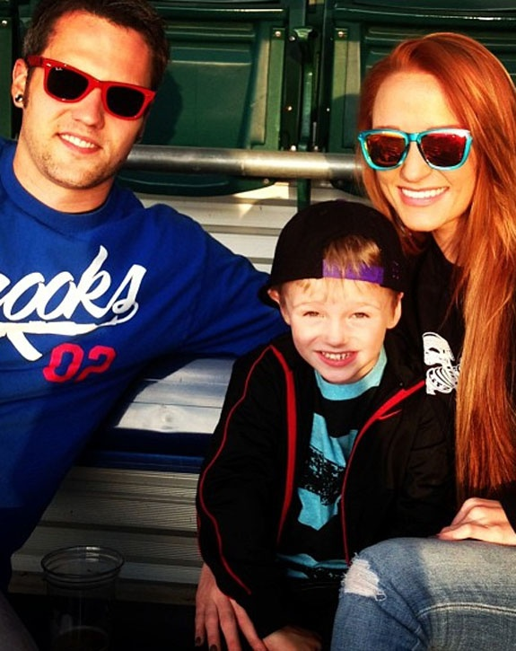 Maci Reunites With Ryan And More 'Teen Mom' News This Week