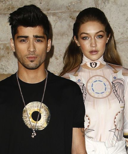 Twitter is mad at Gigi Hadid for getting Zayn Malik's ethnicity wrong