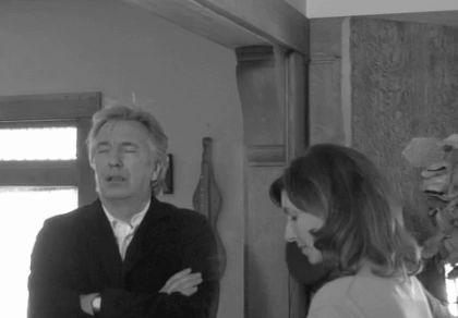 Alan. 'Nobel Son' Behind-the-Scenes Footage, 2007