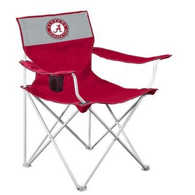 NCAA Canvas Chair $14.97Boys Chairs, Logo, Canvas Chairs, Big Boys, Cups Holders, Deluxe Chairs, Tailgating Chairs, Camps Chairs, Folding Chairs
