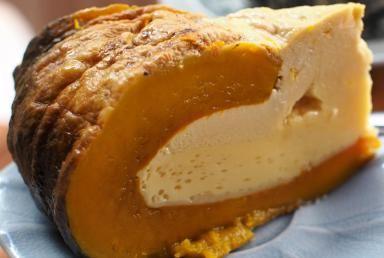 Thai Pumpkin Custard - Takeaway/Wikimedia Commons