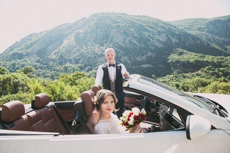 Wedding in Montenegro, Свадьба в Черногории, выездная регистрация на горе Ловчен, высота 1300 метров. Свадьба за границей. Свадьба на море, Свадьба в горах.