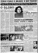 Fatos Históricos do Brasil e do Mundo   Acervo do Jornal O Globo