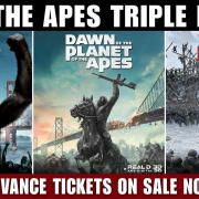 Planet of the Apes Triple Feature opens on July 21, 2017. Get tickets & showtimes: http://regmovi.es/2tROAme