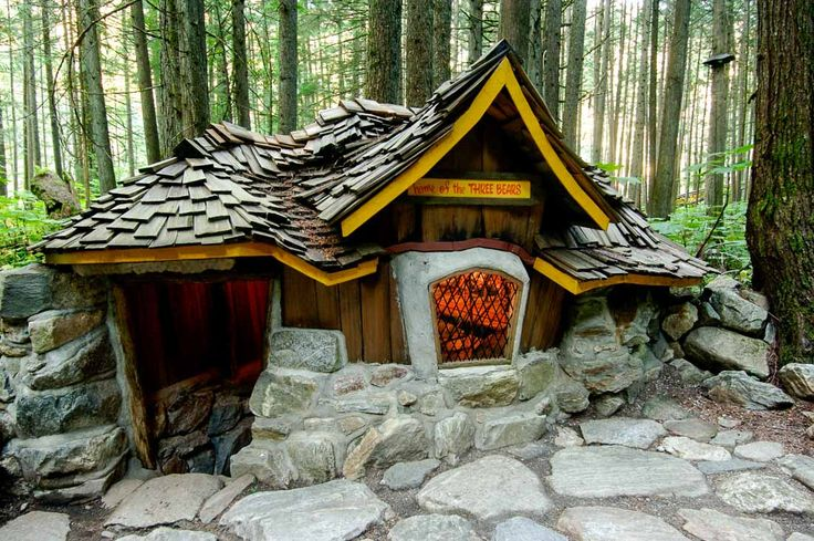 The Enchanted Forest - Revelstoke - one of a list of 40 kids destinations in Canada