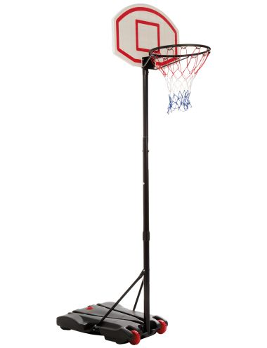 Heavy Duty Basketball stand set with base.