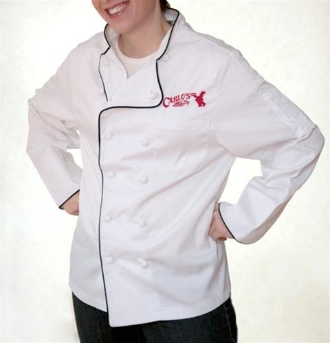 Cake Boss Chef Coat