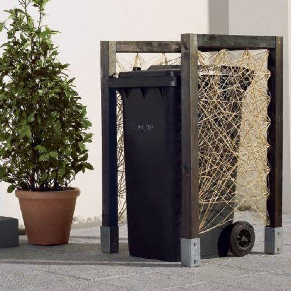 die besten 25 sichtschutzzaun selber bauen ideen auf. Black Bedroom Furniture Sets. Home Design Ideas