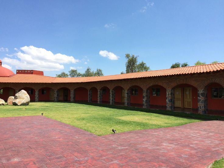 Hacienda compostela jardines finca eventos arcos for Arcos de jardin