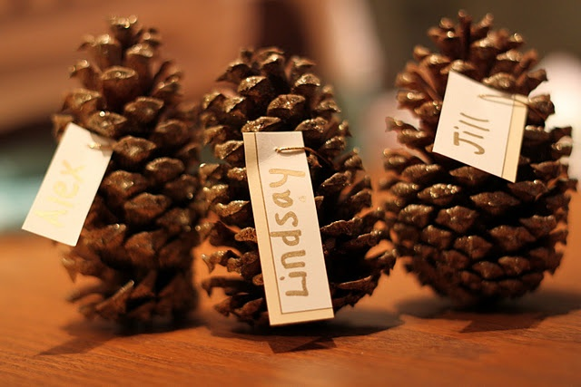 Perfect Christmas Placecards