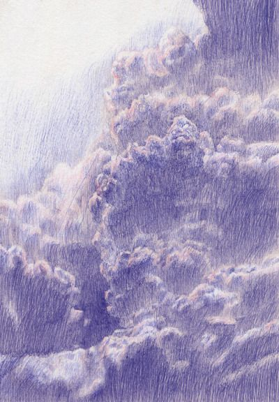 cloud illustration by Kokooma