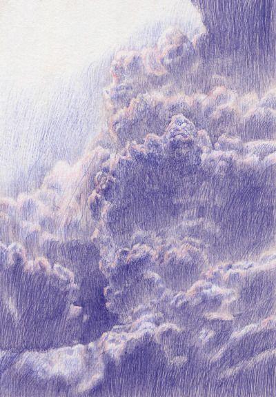 cloud illustration by Kokooma