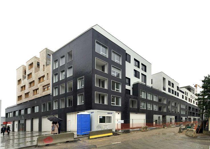 173 logements, ZAC du Port, Pantin (93) - 2016-07-12 - Antonini Darmon