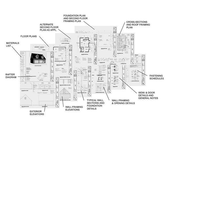 17 best images about garage plans on pinterest 3 car for Draw garage plans online free