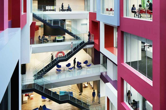 The links between workplace design and the health and well-being of employees has come under an increased spotlight.